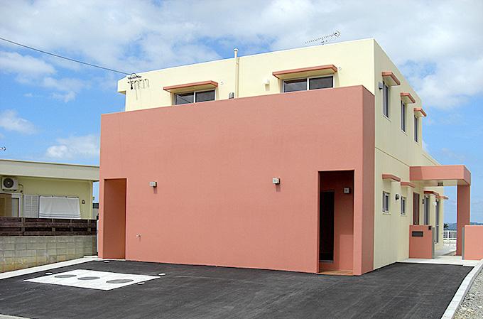 沖縄 住宅施工実績
