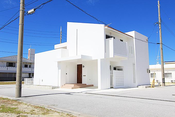 沖縄住宅設計 施工実績